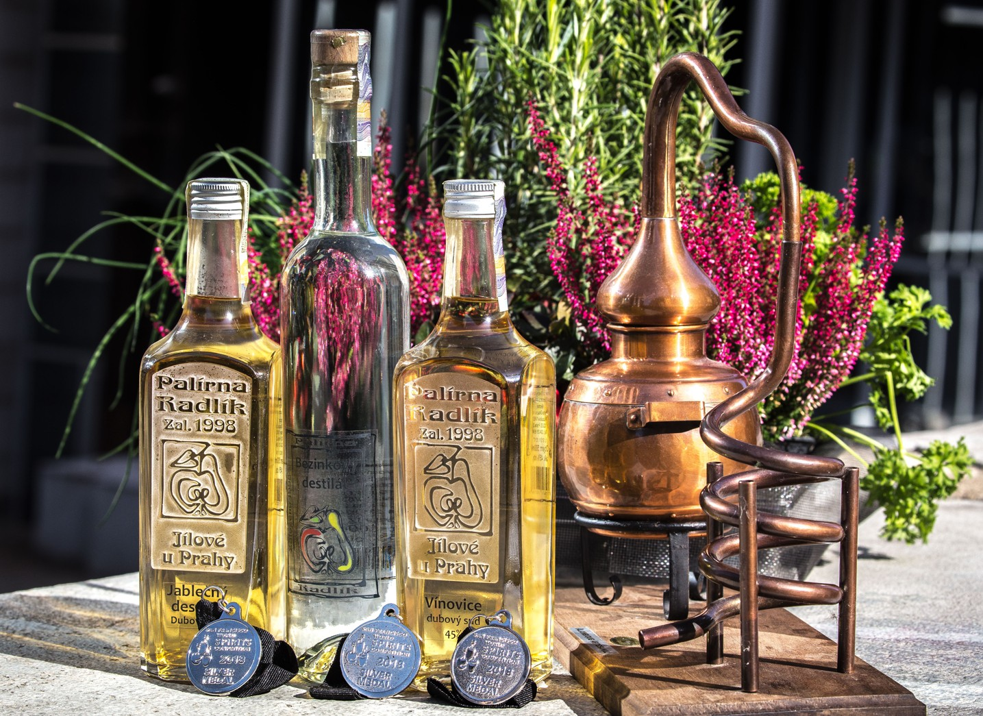 Palirna Radlik San Francisco World Spirits Competition