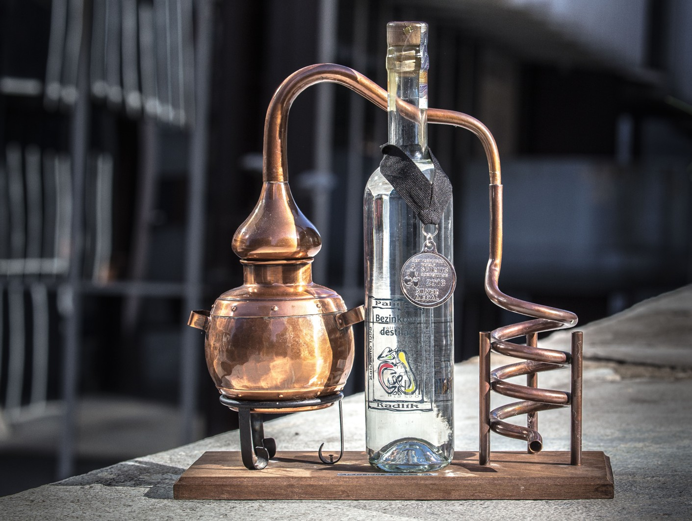San Francisco World Spirits Competition Palirna Radlik 2