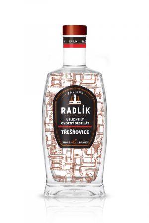Třešňovice Palírna Radlík